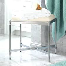 Bathroom Vanity Benches And Stools Chair Bathroom Bathroom Vanity Chair Bathroom Vanity Stool Luxury