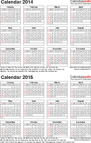 22 excel yearly calendar template 2014 2014 yearly calendar