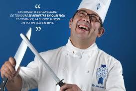 chef de cuisine de chef marc vaca