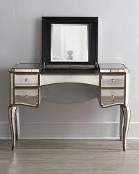 Horchow Bathroom Vanities Claudia Mirrored Vanity Desk