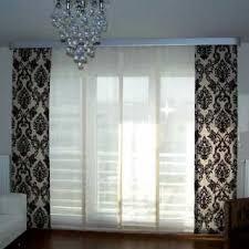 Slider Door Curtains Sliding Glass Door Curtains Peytonmeyer Net