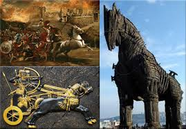 what is the traditional date for the trojan war