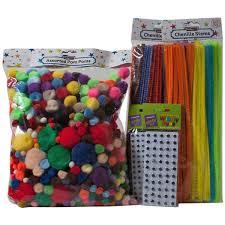 pom pom craft kits hobbycraft