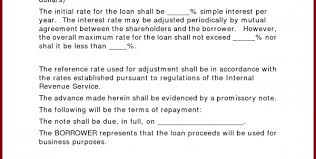 payment advance agreement sample loan repayment agreement company