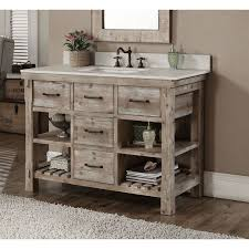 Rustic Cabin Bathroom - interesting modest rustic bathroom vanities log bathroom vanities
