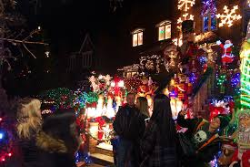 brooklyn christmas decorations u0026 dyker heights lights photos
