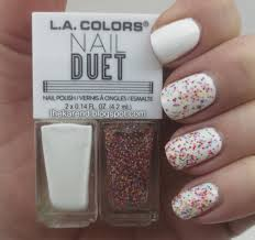 frazzle and aniploish la colors nail duets part 2