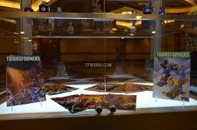 botcon 2016 apparel and misc merchandise display pics