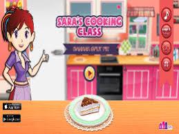 jeux de fille de cuisine tarte banana split école de cuisine de un des jeux en ligne