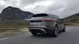land rover velar 2017 first drive 2018 range rover velar gtspirit