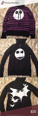 the nightmare before hoodie from topic s collection