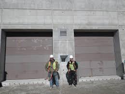 Security Garage Door by Bullet Proof Garage Doors Blast Resistant Doors