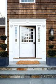 front door impressive white front door for house ideas white