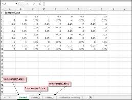 excel files into one in c vb net