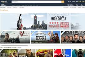 amazon prime black friday special amazon takes aim at netflix with standalone prime video monthly