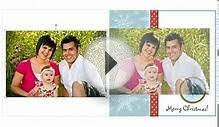photo insert christmas cards christmas cards with photo insert greeting card exles and