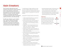 design criteria questions value proposition design preview by strategyzer issuu