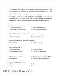 best solutions of reading comprehension worksheets for advanced