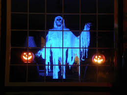 55 door decorations diy ghost 50 easy diy outdoor halloween