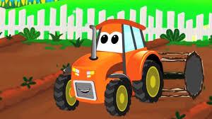 car wash kids cartoon car compilation tractor youtube