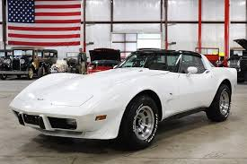 79 corvette l82 specs white 1979 chevrolet corvette for sale mcg marketplace