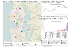 Seattle Link Map by Hcde 210 Sprint 5 U2014 Data Visualization U2013 Hcde 210 Process Blog