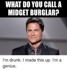 Midget Meme - what do you call a midget