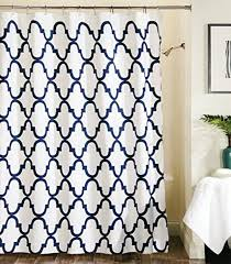 unique curtains best home fashion inc moroccan tile curtain