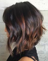 haircut with weight line photo 30 layered bob haircuts for weightless textured styles