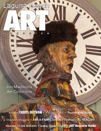 laguna beach art magazine summer 14 by laguna beach art magzine