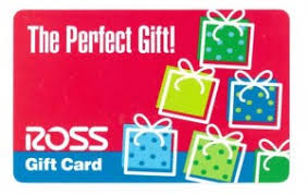 gift cards for less ross dress for less party