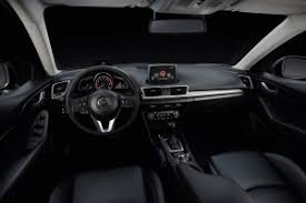 2015 mazda mazda3 s grand touring sedan dashboard car shopping