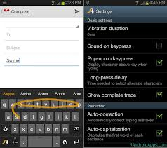 swype keyboard apk paid swype keyboard 1 6 17 28135 apk