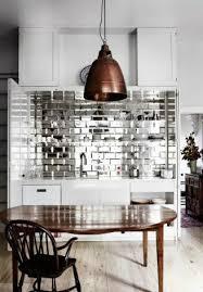 Awesome Kitchen Backsplash Ideas Decoholic - Silver backsplash