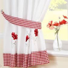 Cherry Kitchen Curtains by Kitchen Curtain Idea Sewing Pinterest Kitchen Curtains