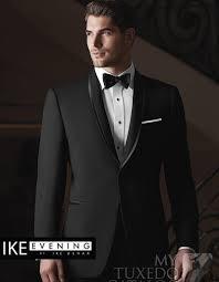 costume pour mariage ob9536597 sur mesure s de bal hommes noir groom porter