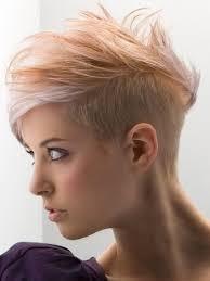 Kurzhaarfrisuren Blond Bilder by Kurze Frisuren Für Thin Haar Bilder Frisuren