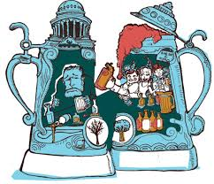 beer can cartoon beer glut can boise support its growing craft beer and microbrew
