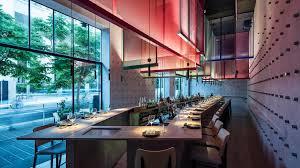 Hospitality Interior Design Ya Pan Adds Japanese Festival Atmosphere To Tel Aviv Hospitality