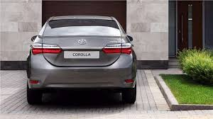 cost of toyota corolla in india 2017 toyota corolla altis facelift price specifications images