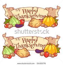 thanksgiving elements dinner stock vector 339995927