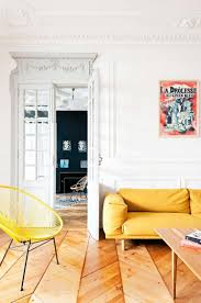 Mid Century Modern by Mid Century Modern Apartment With Bold Pops Of Colors Digsdigs