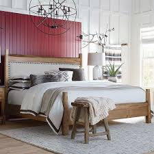 Interior Design Uph Bench Made Live Edge Uph Panel Bed
