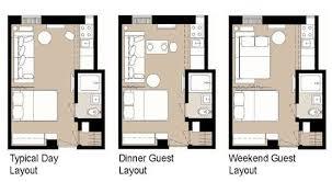 Studio Bedroom Apartments 5 Smart Studio Apartment Layouts Studio Apartment Apartments