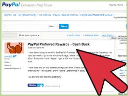 Where Can I Use My Home Design Credit Card How To Obtain A Paypal Debit Card With Pictures Wikihow