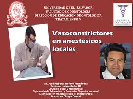 vasoconstrictores by jmor her99 issuu