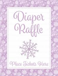 raffle baby shower raffle tickets for baby shower winter baby shower theme