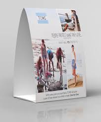 Tent Card Designs Toms Tent Card U2014 Whitney Brooks Designs