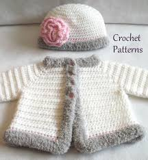 25 unique baby sweater patterns ideas on crochet baby