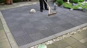 asmr japanese zen garden raking 禅の庭 youtube